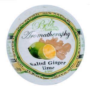 Bela Salted Ginger Lime Bath Bomb