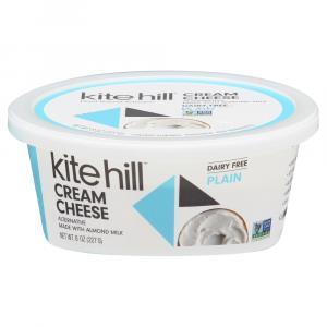 Kite Hill Plain Cream Cheese Alternative