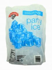 Bagged Ice Cubes