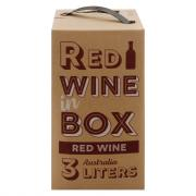 Wine in Box Red Wine