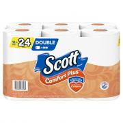 Scott Comfort Plus Mega Roll Bath Tissue