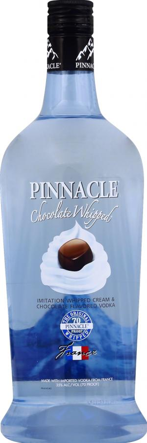 Pinnacle Chocolate Whipped Vodka