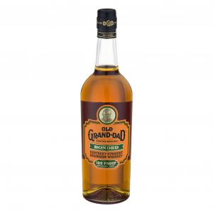 Old Grand-Dad Whiskey 100 Proof
