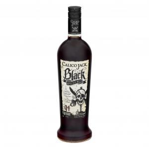 Calico Jack Black Spiced Rum