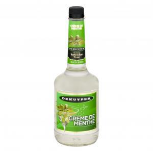 DeKuyper White Creme de Menthe Liqueur