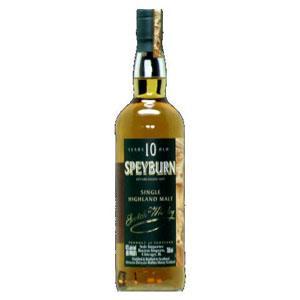 Speyburn Smooth Scotch