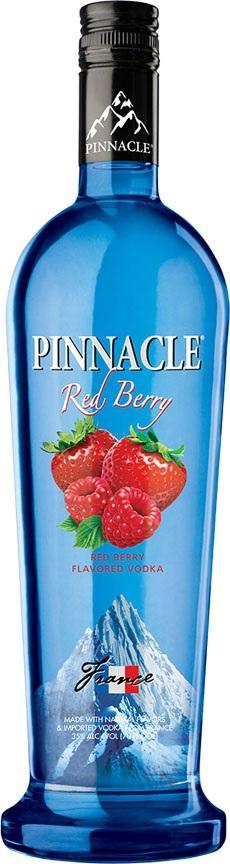 Pinnacle Red Berry Vodka