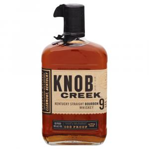 Knob Creek 9 Year Old Bourbon