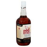 Jim Beam Red Stag Bourbon Whiskey