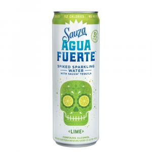 Sauza Agua Fuerte Spiked Sparking Water Lime