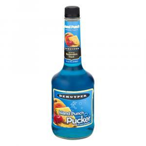 DeKuyper Island Blue Pucker Schnapps