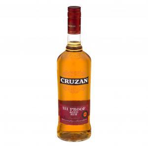 Cruzan Rum 151