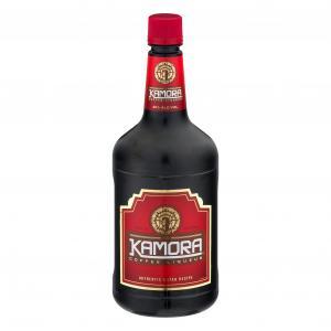Kamora Coffee Liqueur Plastic