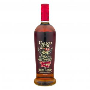 Calico Jack Spiced Rum 94 Proof