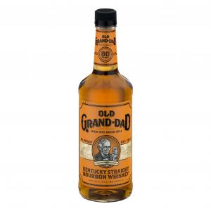 Old Grand-dad Whiskey Kentucky Straight Bourbon Whiskey