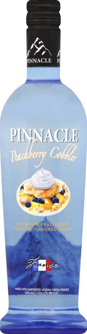 Pinnacle Peachberry Cobbler