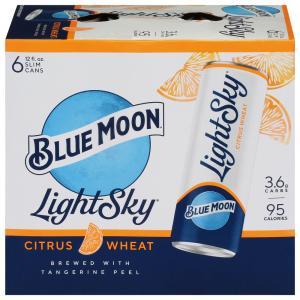 Blue Moon LightSky Citrus Wheat