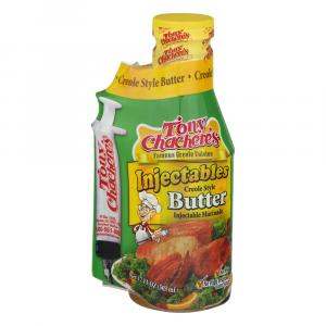 Tony Chachere's Creole Style Butter Marinade