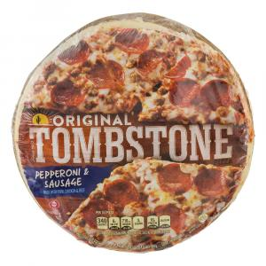 Tombstone Pepperoni & Sausage Pizza