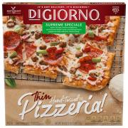 DiGiorno Pizzeria Thin Supreme Speciale Pizza