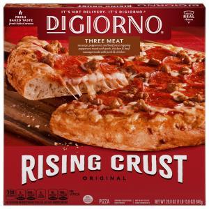DiGiorno Three Meat Pizza
