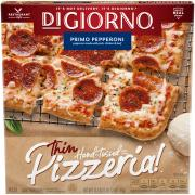 DiGiorno Pizzeria Thin Primo Pepperoni Pizza