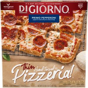 DiGiorno Pizzeria Thin Primo Pepperoni Pizza