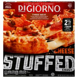 DiGiorno Stuffed Crust 3 Meat Pizza