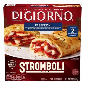 DiGiorono Stromboli Pepperoni