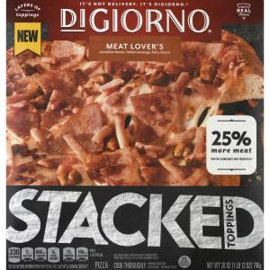 DiGiorno Stacked Meat Lovers Pizza