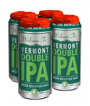 Long Trail Brewing Co. Vermont Double IPA