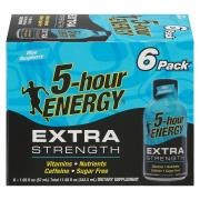 5-hour Energy Blue Raspberry Extra Strength