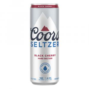 Coors Seltzer Black Cherry