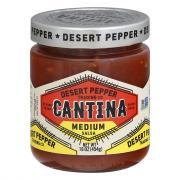 Desert Pepper Cantina Red Salsa Medium