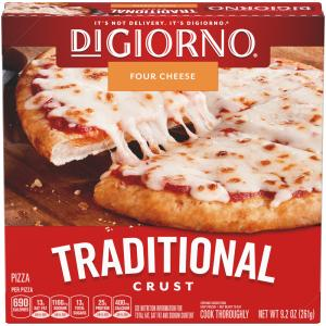 DiGiorno for One Cheese Traditional Crust Pizza