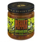 Desert Pepper Corn & Bean Roasted Red Pepper Salsa
