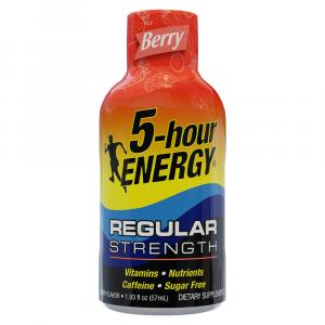 5-hour Energy Berry Flavored Energy Shot