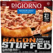 Digiorno Stuffed Crust Bacon Me Crazy Pizza