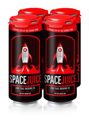 4-pack Long Trail Space Juice