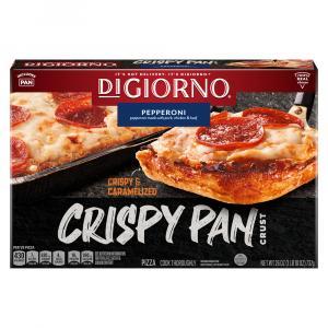 DiGiorno Crispy Pan Pepperoni Pizza