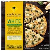 California Pizza Kitchen White Recipe Thin Crust Pizza