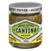 Desert Pepper Cantina Green Salsa Medium