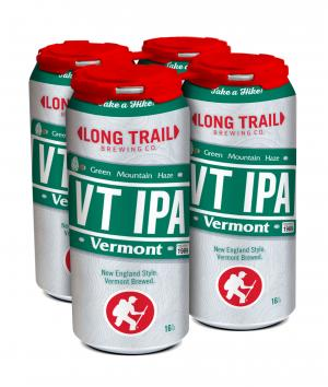 Long Trail Brewing Co. VT IPA Vermont