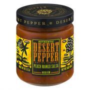 Desert Pepper Peach Mango Salsa Medium