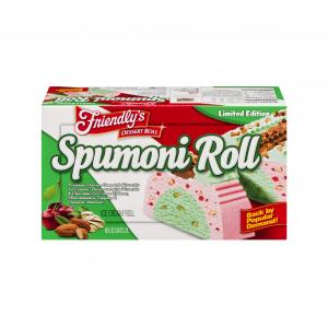 Friendly's Spumoni Roll
