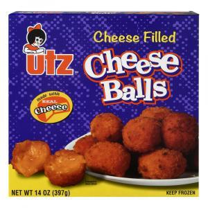 Utz Cheese Filled Cheese Balls