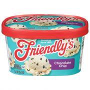 Friendly's Chocolate Chip Ice Cream
