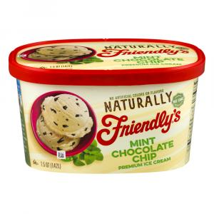 Friendly's Naturally Mint Chocolate Chip