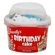 Friendly's Cake Singles Birthday Cake