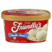 Friendly's Vanilla Bean Ice Cream